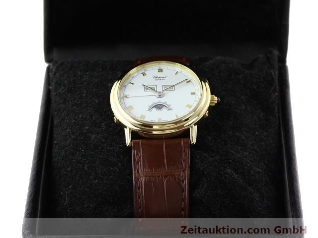 Used luxury watch Chopard Luna Doro 18 ct gold automatic Kal. 900 Ref. 1114  | 140903 07