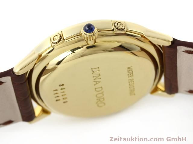 Used luxury watch Chopard Luna Doro 18 ct gold automatic Kal. 900 Ref. 1114  | 140903 11