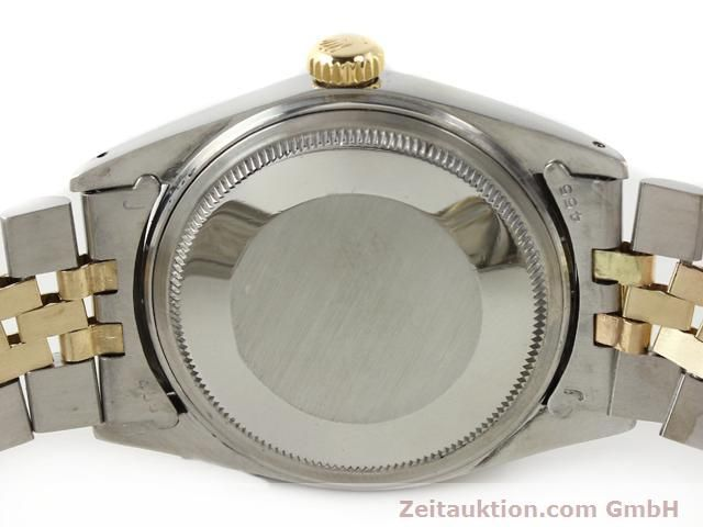 montre de luxe d occasion Rolex Datejust acier / or  automatique Kal. 3035 Ref. 16013  | 140905 08