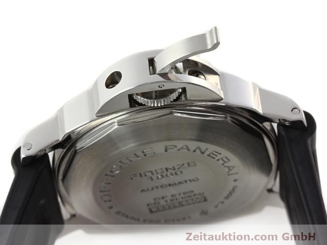 Used luxury watch Panerai Luminor Marina steel automatic Kal. ETA A05511 Ref. OP6763  | 140908 11