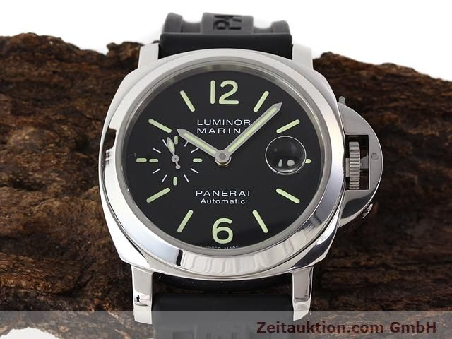Used luxury watch Panerai Luminor Marina steel automatic Kal. ETA A05511 Ref. OP6763  | 140908 18