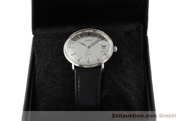 Used luxury watch Omega De Ville steel automatic Ref. 166033  | 140912 07