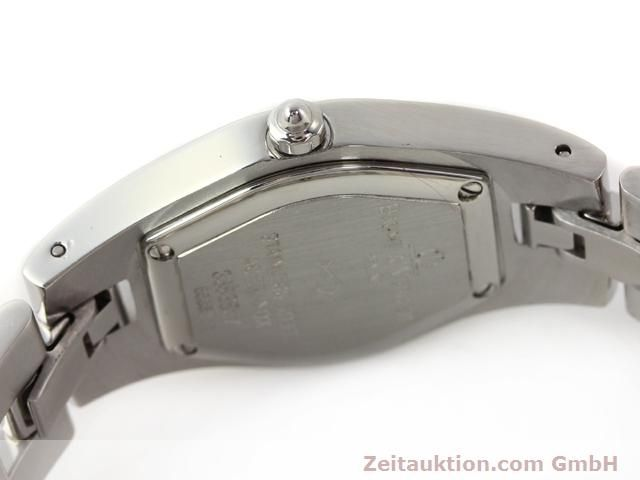 Used luxury watch Baume & Mercier Linea steel quartz Kal. 5057 Ref. 3353557  | 140914 08
