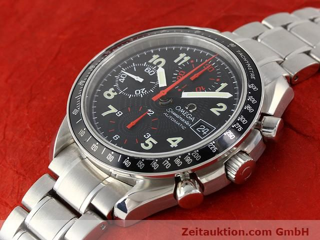 Used luxury watch Omega Speedmaster steel automatic Kal. 1152  | 140915 01