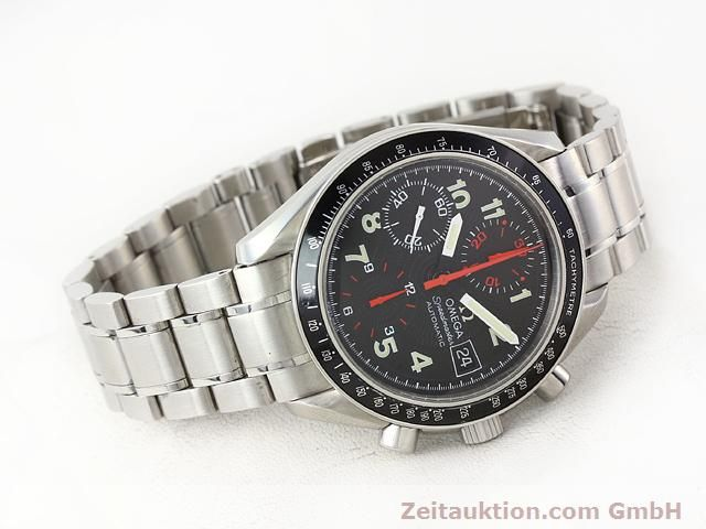 Used luxury watch Omega Speedmaster steel automatic Kal. 1152  | 140915 03