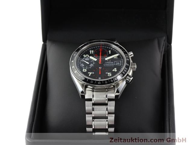 Used luxury watch Omega Speedmaster steel automatic Kal. 1152  | 140915 07