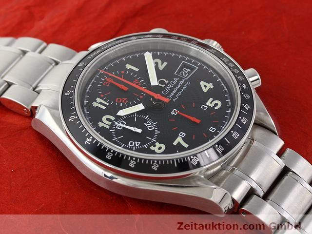 Used luxury watch Omega Speedmaster steel automatic Kal. 1152  | 140915 14