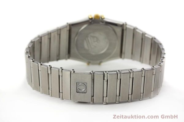 Used luxury watch Omega Constellation steel / gold quartz Kal. 1455 ETA 976001  | 140922 11