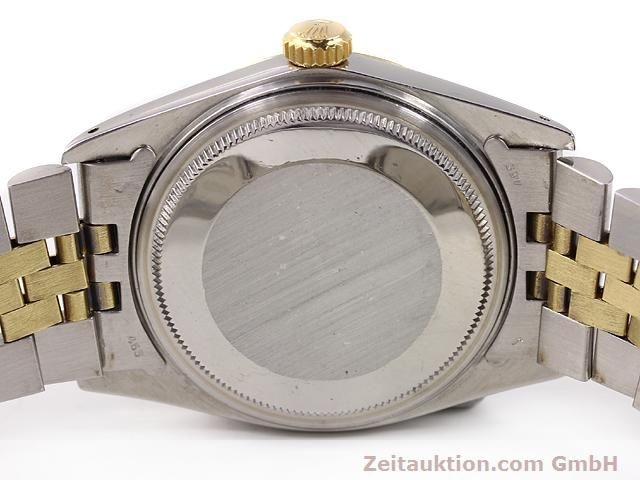 Used luxury watch Rolex Datejust steel / gold automatic Kal. 3035 Ref. 14270  | 140928 08