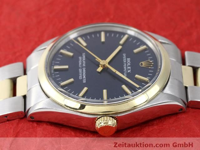 Used luxury watch Rolex Oyster Perpetual steel / gold automatic Kal. 1570 Ref. 1002  | 140932 05