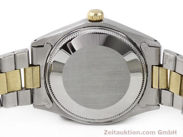 Used luxury watch Rolex Oyster Perpetual steel / gold automatic Kal. 1570 Ref. 1002  | 140932 08