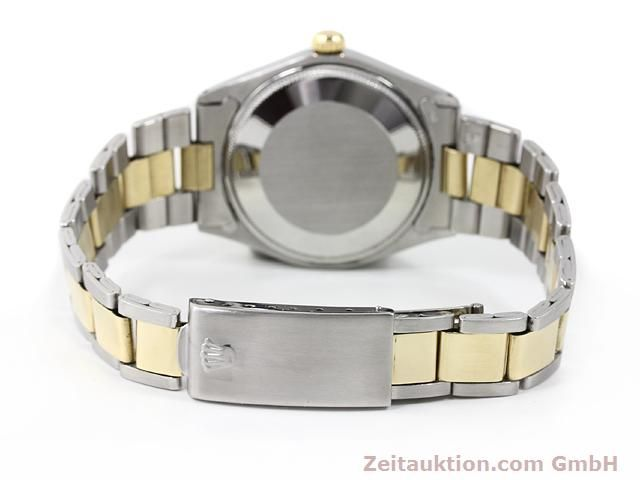 Used luxury watch Rolex Oyster Perpetual steel / gold automatic Kal. 1570 Ref. 1002  | 140932 12