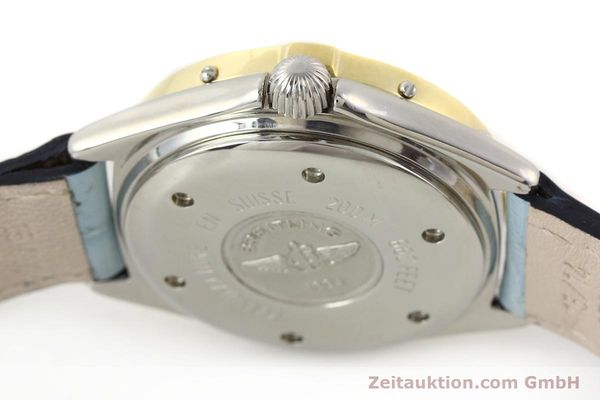 Used luxury watch Breitling Lady J steel / gold quartz Ref. D52065  | 140936 08