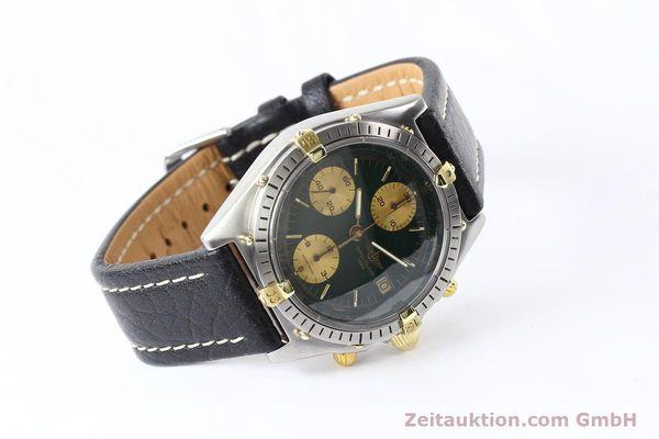 Used luxury watch Breitling Chronomat gilt steel automatic Kal. B13 VAL 7750 Ref. 81950B13047  | 140937 03