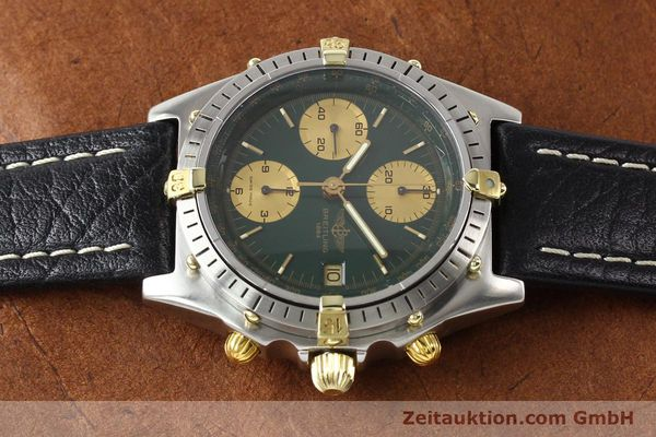Used luxury watch Breitling Chronomat gilt steel automatic Kal. B13 VAL 7750 Ref. 81950B13047  | 140937 05