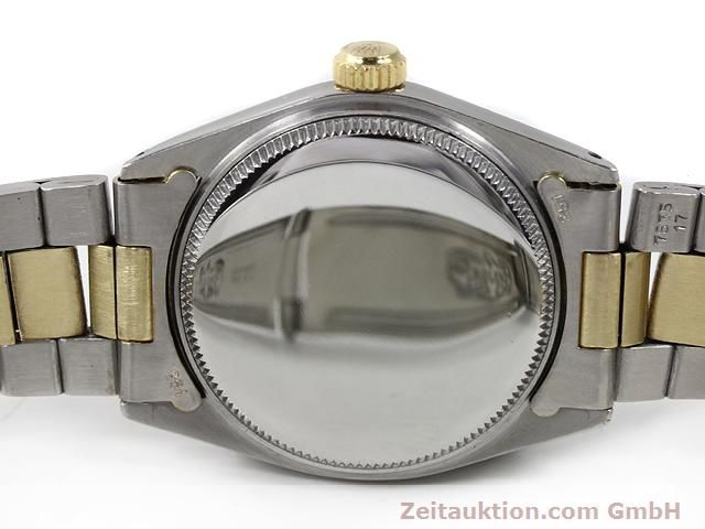 Used luxury watch Rolex Oyster Perpetual steel / gold automatic Kal. 2030 Ref. 6748  | 140941 08
