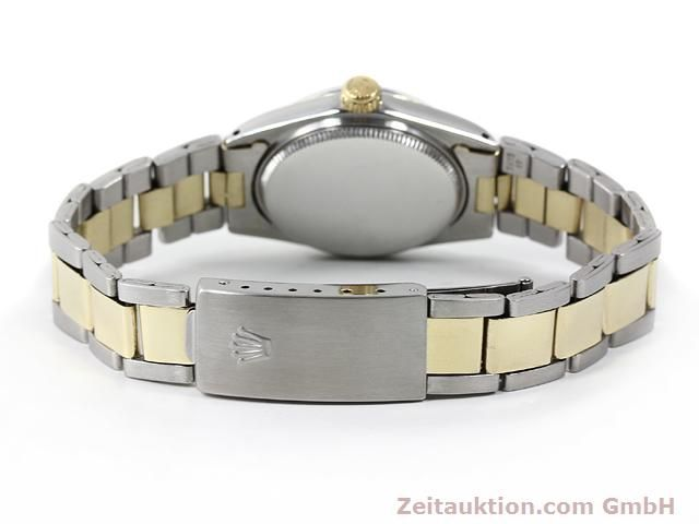 Used luxury watch Rolex Oyster Perpetual steel / gold automatic Kal. 2030 Ref. 6748  | 140941 12