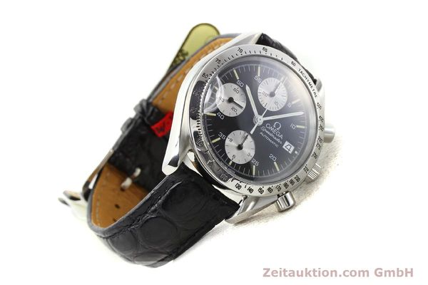 Used luxury watch Omega Speedmaster steel automatic Kal. 1155 ETA 7750  | 140948 03