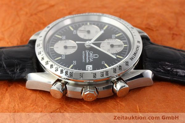 Used luxury watch Omega Speedmaster steel automatic Kal. 1155 ETA 7750  | 140948 05