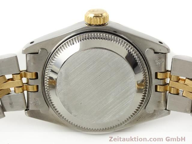 Used luxury watch Rolex Lady Datejust steel / gold automatic Kal. 2135 Ref. 69173  | 140953 09