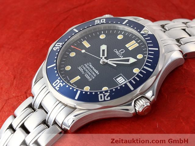 Used luxury watch Omega Seamaster steel automatic Kal. 1120  | 140958 01