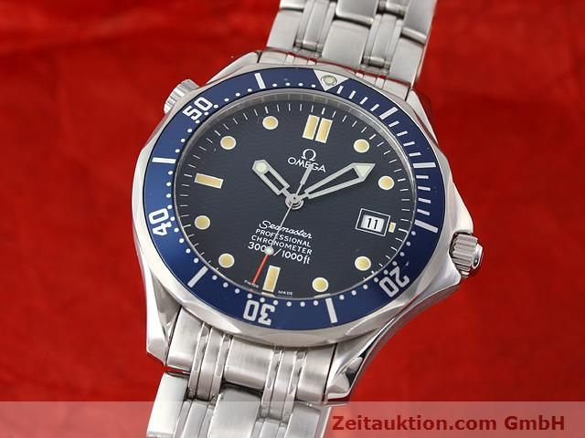 Used luxury watch Omega Seamaster steel automatic Kal. 1120  | 140958 04