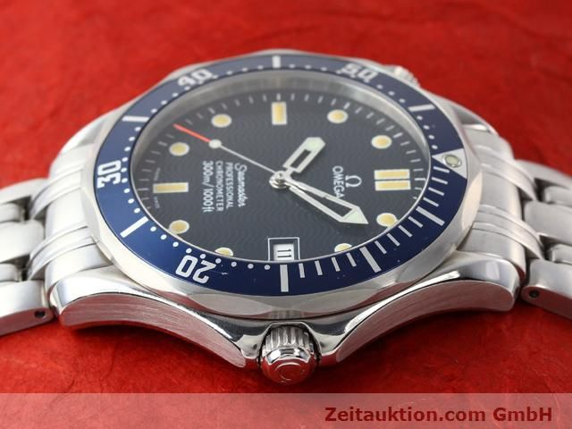 Used luxury watch Omega Seamaster steel automatic Kal. 1120  | 140958 05
