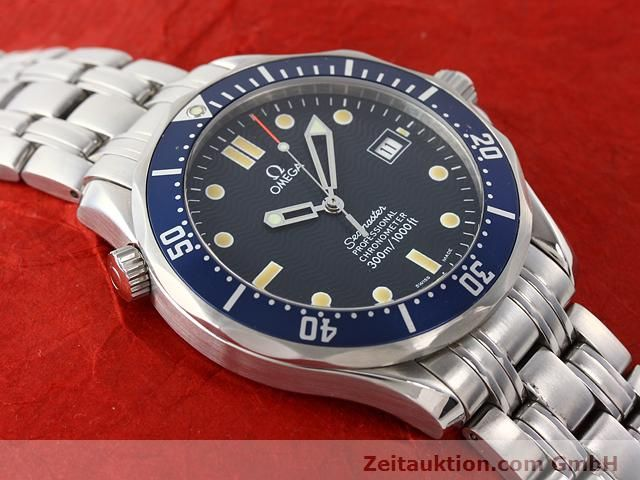 Used luxury watch Omega Seamaster steel automatic Kal. 1120  | 140958 15