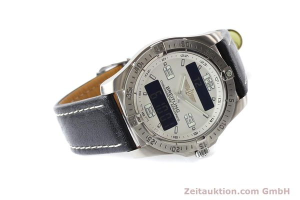 Used luxury watch Breitling Aerospace titanium quartz Kal. ETA E10.451 Ref. E79362  | 140963 03
