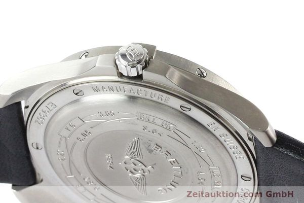 Used luxury watch Breitling Aerospace titanium quartz Kal. ETA E10.451 Ref. E79362  | 140963 10