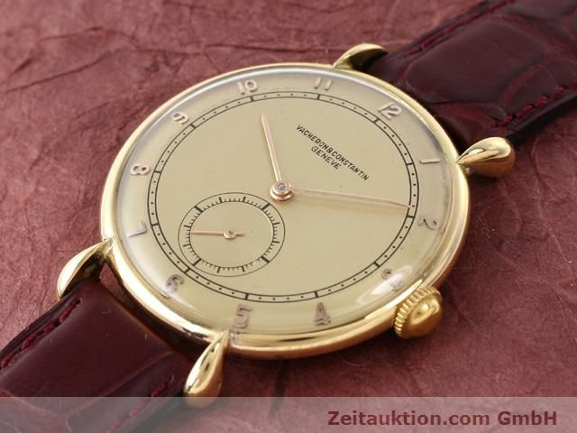 Used luxury watch Vacheron & Constantin * 18 ct gold manual winding Kal. 453/2C  | 140967 01