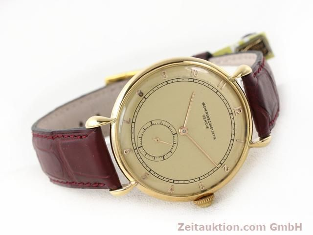 Used luxury watch Vacheron & Constantin * 18 ct gold manual winding Kal. 453/2C  | 140967 03