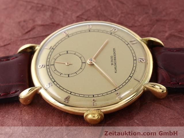 Used luxury watch Vacheron & Constantin * 18 ct gold manual winding Kal. 453/2C  | 140967 05