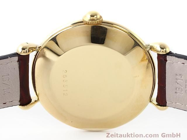 Used luxury watch Vacheron & Constantin * 18 ct gold manual winding Kal. 453/2C  | 140967 08