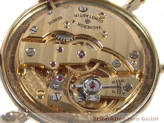 Used luxury watch Vacheron & Constantin * 18 ct gold manual winding Kal. 453/2C  | 140967 10