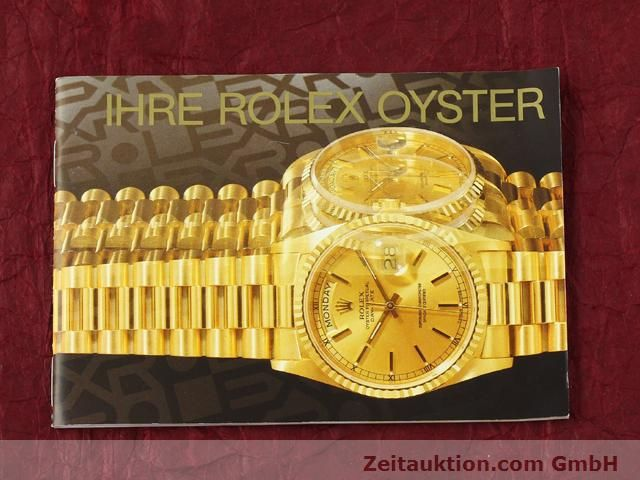 Used luxury watch Rolex Datejust steel / gold automatic Kal. 3135 Ref. 16233  | 140969 08