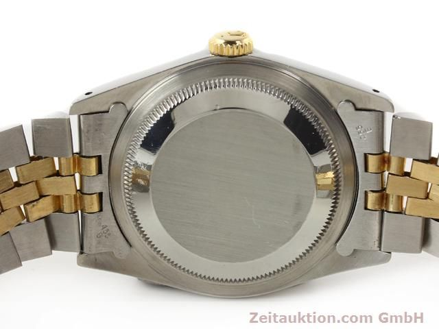 Used luxury watch Rolex Datejust steel / gold automatic Kal. 3135 Ref. 16233  | 140969 09