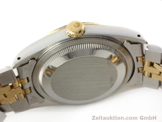 Used luxury watch Rolex Datejust steel / gold automatic Kal. 3135 Ref. 16233  | 140969 12