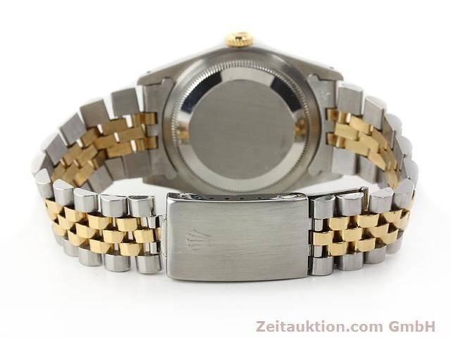 Used luxury watch Rolex Datejust steel / gold automatic Kal. 3135 Ref. 16233  | 140969 13