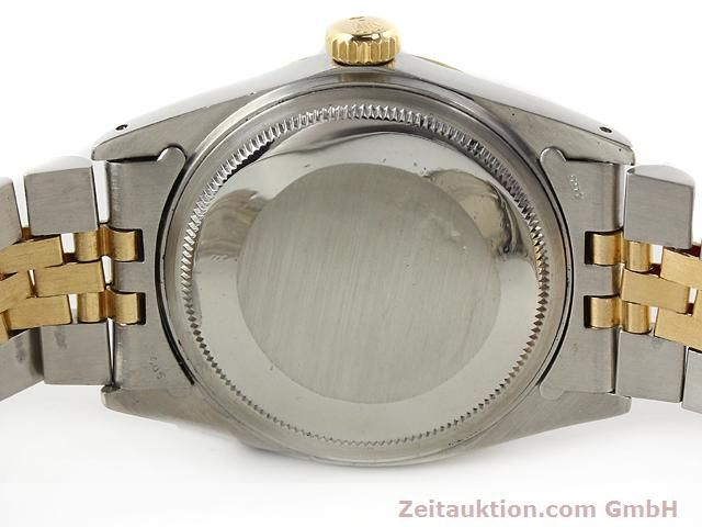Used luxury watch Rolex Datejust steel / gold automatic Kal. 3035 Ref. 16613  | 140970 09