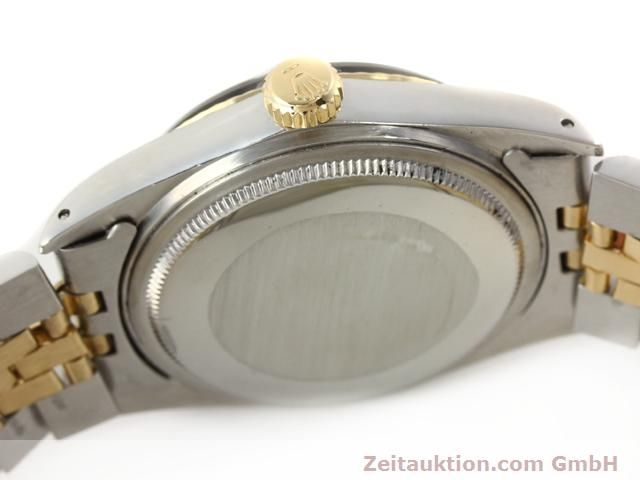 Used luxury watch Rolex Datejust steel / gold automatic Kal. 3035 Ref. 16613  | 140970 12