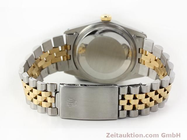 Used luxury watch Rolex Datejust steel / gold automatic Kal. 3035 Ref. 16613  | 140970 13