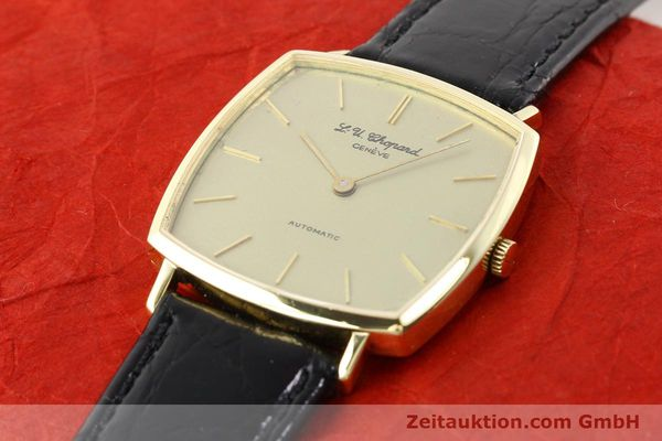 Used luxury watch Chopard * 18 ct gold automatic Kal. 90 Ref. 2032  | 140971 01