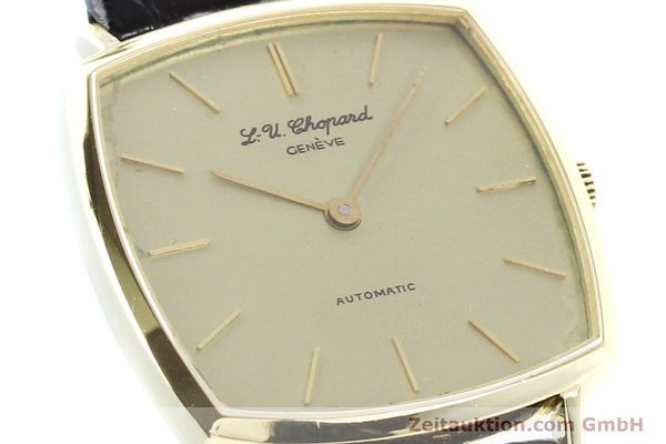 Used luxury watch Chopard * 18 ct gold automatic Kal. 90 Ref. 2032  | 140971 02