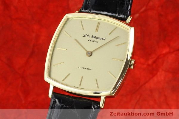 Used luxury watch Chopard * 18 ct gold automatic Kal. 90 Ref. 2032  | 140971 04