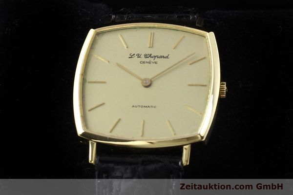 Used luxury watch Chopard * 18 ct gold automatic Kal. 90 Ref. 2032  | 140971 07