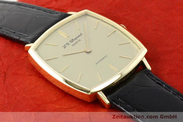 Used luxury watch Chopard * 18 ct gold automatic Kal. 90 Ref. 2032  | 140971 13