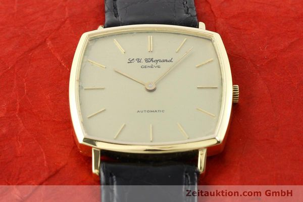 Used luxury watch Chopard * 18 ct gold automatic Kal. 90 Ref. 2032  | 140971 14