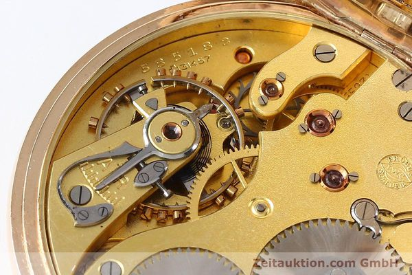 Used luxury watch IWC Taschenuhr 14 ct yellow gold manual winding Kal. 31457  | 140973 08