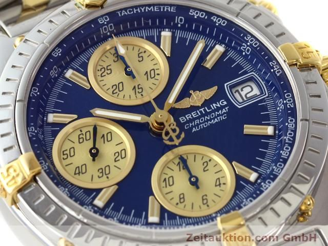 Used luxury watch Breitling Chronomat gilt steel automatic Kal. B.2 ETA7750 Ref. B130501  | 140975 02
